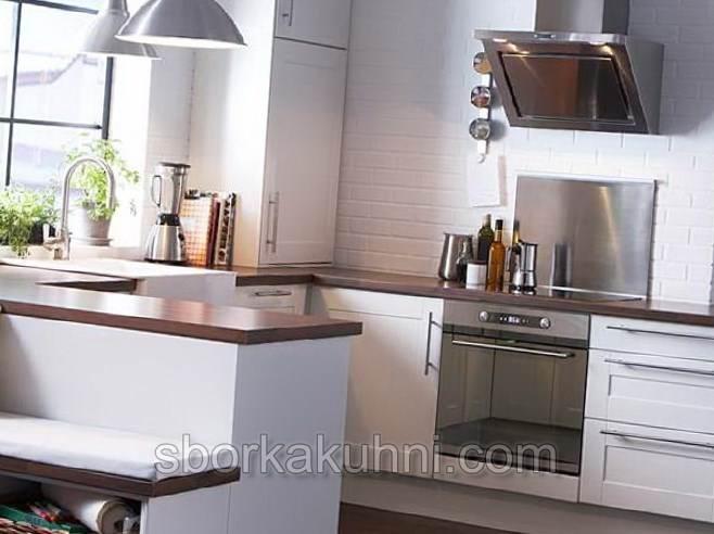 Кухни на заказ уфа  фото леруа мерлен